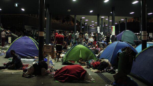 Migrants - Sputnik France