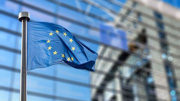 Le drapeau de l'UE - Sputnik France