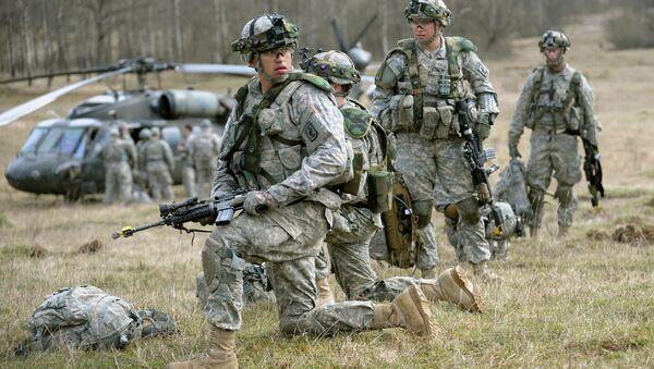 Un homosexuel bientôt à la tête de l'armée US? - Sputnik France