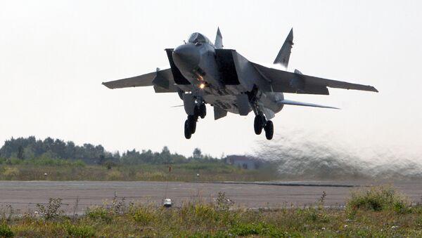 Mikoyan MiG-31 Foxhound fighter - Sputnik France