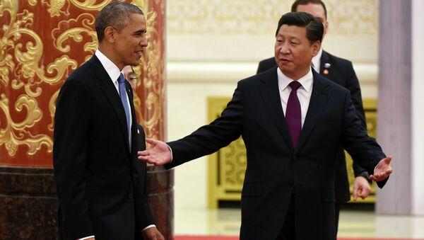 Pékin prêt à contester Washington le titre du leader mondial - Sputnik France
