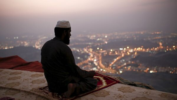 Le grand pèlerinage à La Mecque - Sputnik France