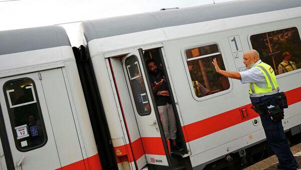 Train Deutsche Bahn - Sputnik France