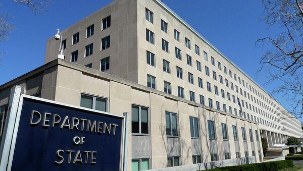 Département d'Etat US - Sputnik France