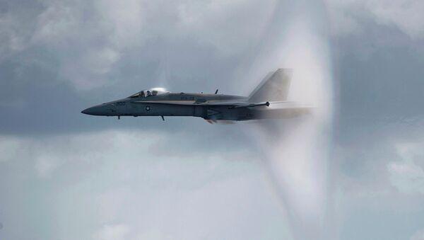 F/A-18C Hornet - Sputnik France