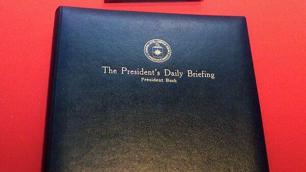 President's Daily Brief - Sputnik France