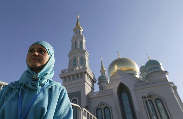 La plus grande mosquée d'Europe ouvre à Moscou - Sputnik France