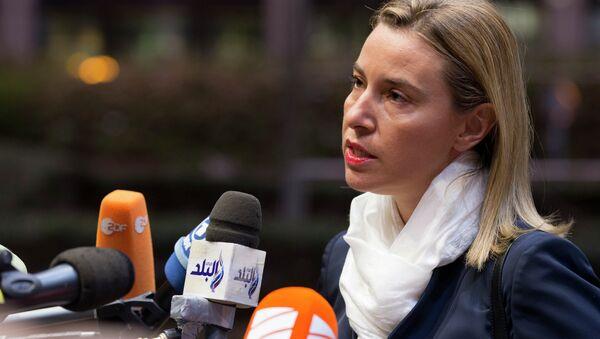Federica Mogherini. Archive photo - Sputnik France
