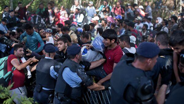 Migrants, Croatie - Sputnik France