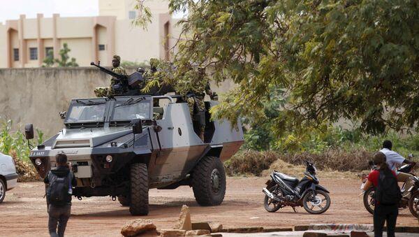 Situation à Ouagadougou, Burkina Faso, Septembre 20, 2015. - Sputnik France