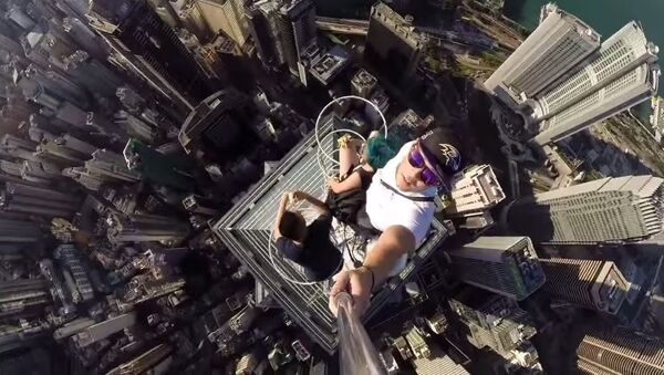 Selfie (Hong Kong Gratte-ciel) - Sputnik France