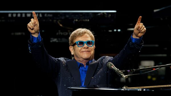 Sir Elton John - Sputnik France