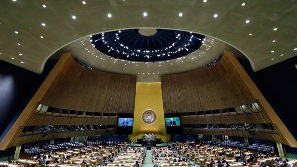 Assemblée générale des Nations unies - Sputnik France