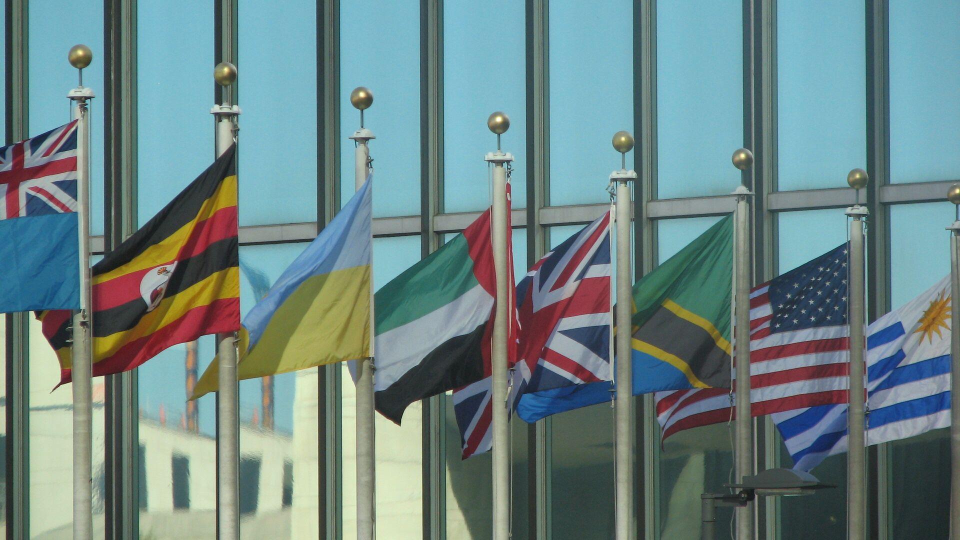 Assemblée générale des Nations unies (New York) - Sputnik France, 1920, 18.08.2021