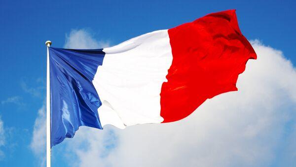 Флаг Франции - Sputnik France