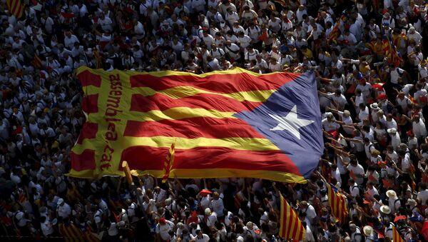 les indépendantistes de la Catalogne - Sputnik France