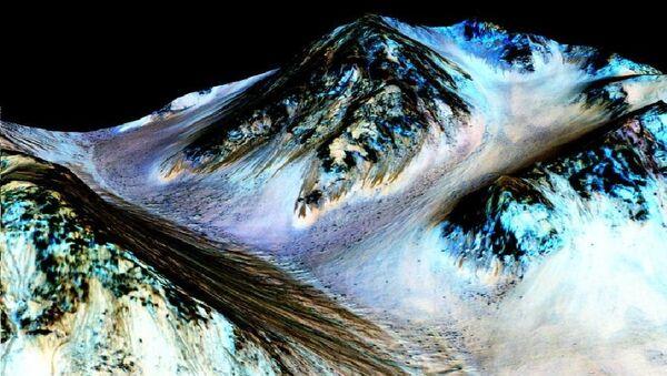 eau liquide sur Mars - Sputnik France