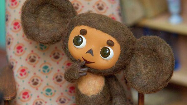 Thebourachka, personnage d'un dessin animé soviétique - Sputnik France