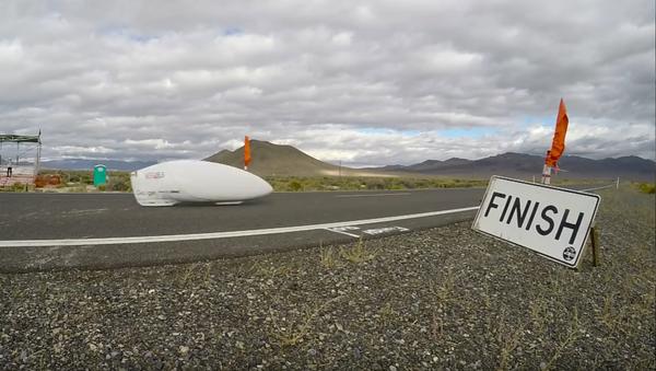 Le VTT le plus rapide au monde - Sputnik France