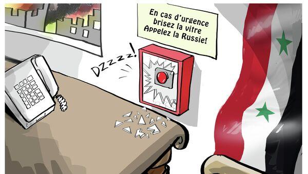 Poutine prend la situation en main - Sputnik France