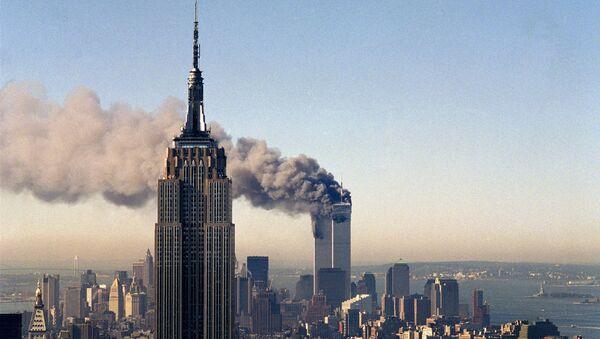 Les attentats du 11 septembre 2001 aux Etats-Unis - Sputnik France