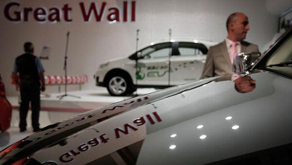 Great Wall Motors (archives) - Sputnik France