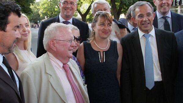 Des parlementaires français en Crimée - Sputnik France