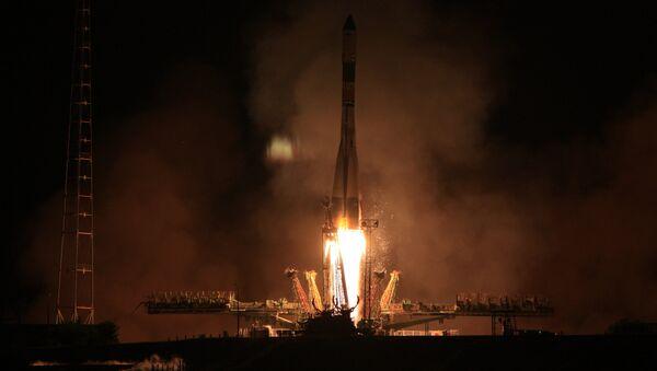 Le cargo russe Progress M-29M décolle vers l'ISS - Sputnik France