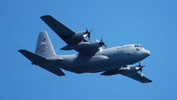 C-130 Hercules - Sputnik France
