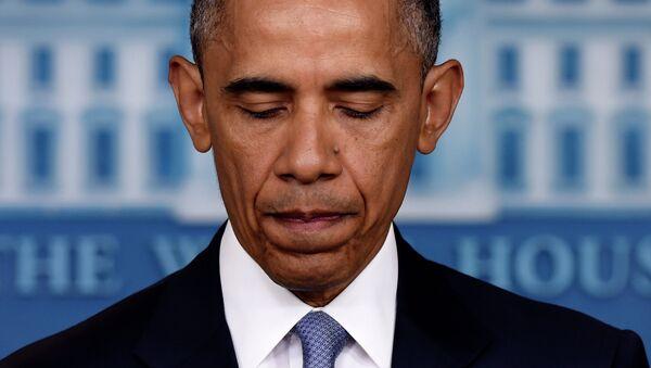 President Barack Obama - Sputnik France