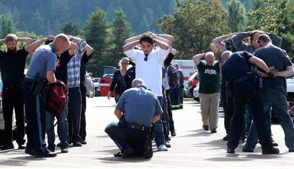 Fusillade meurtrière dans une université de l'Oregon - Sputnik France