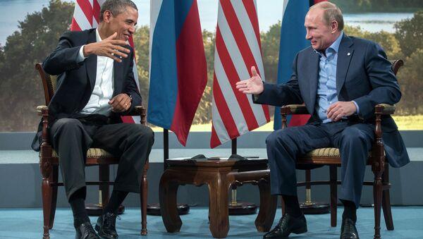 Médias: GB et US devraient s'allier à Poutine et à Assad. - Sputnik France