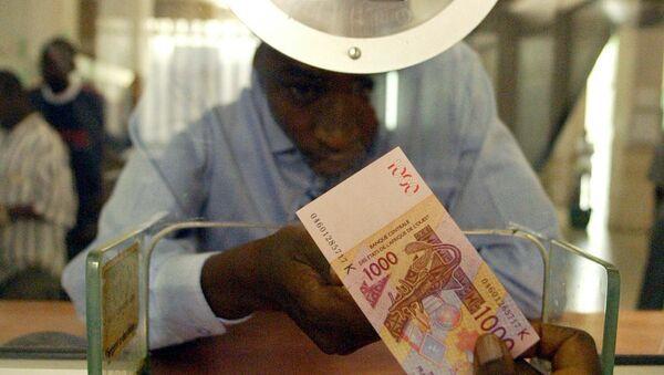 billet de 1000 francs CFA - Sputnik France