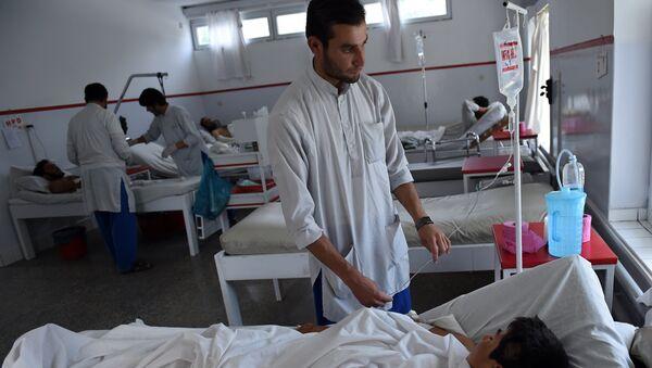 Hôpital de Kunduz: des enfants parmi les victimes - Sputnik France