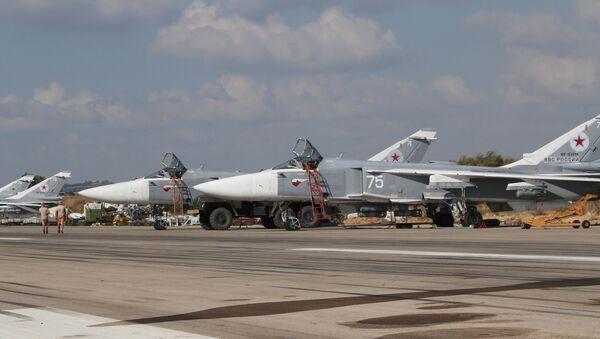 avions russes, Syrie - Sputnik France