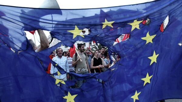 La Belgique veut chasser la Grèce de l'espace Schengen - Sputnik France