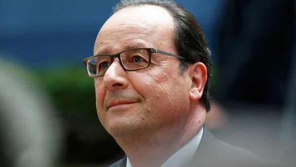 Francois Hollande - Sputnik France
