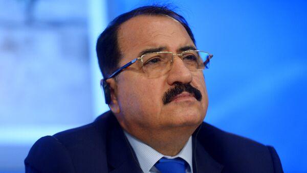 Ambassadeur extraordinaire et plénipotentiaire de la République arabe syrienne à Moscou, Riad Mohammad Haddad - Sputnik France