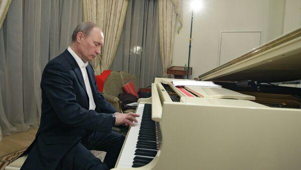 Владимир Путин, 2011 год - Sputnik France