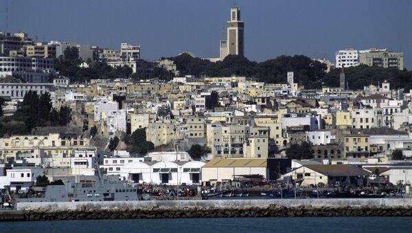 Une vue de Tanger - Sputnik France