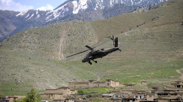 AH-64 Apache - Sputnik France