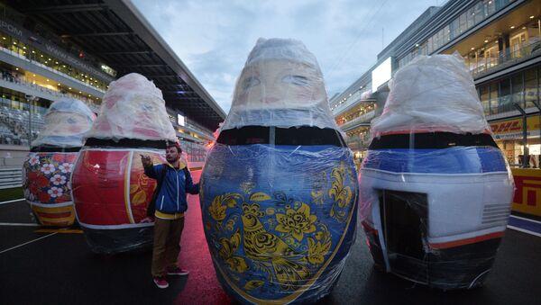 Formule 1: Sotchi à la veille du 2e GP de Russie - Sputnik France