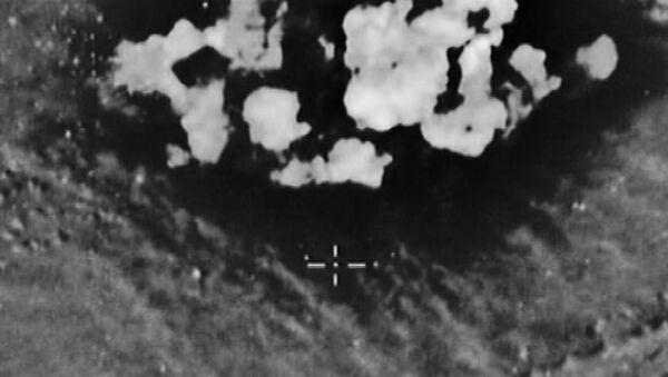 Frappes russes en Syrie - Sputnik France