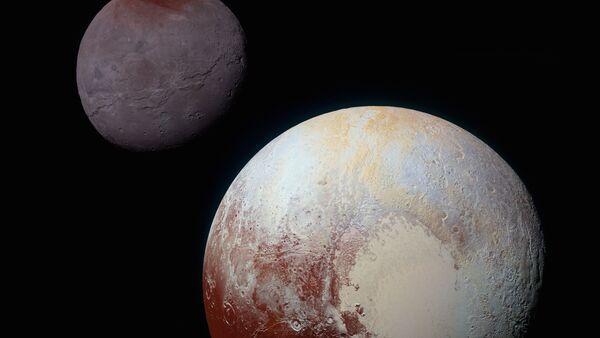 Des images uniques de Pluton et Charon - Sputnik France