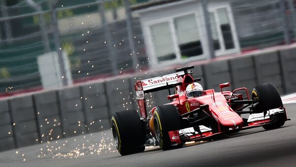 Formule 1 à Sotchi: coup d'envoi des essais libres - Sputnik France
