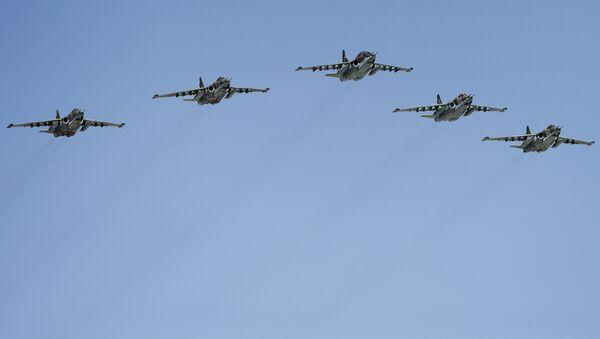 Su-25SM - Sputnik France