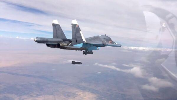 avion russe en Syrie - Sputnik France
