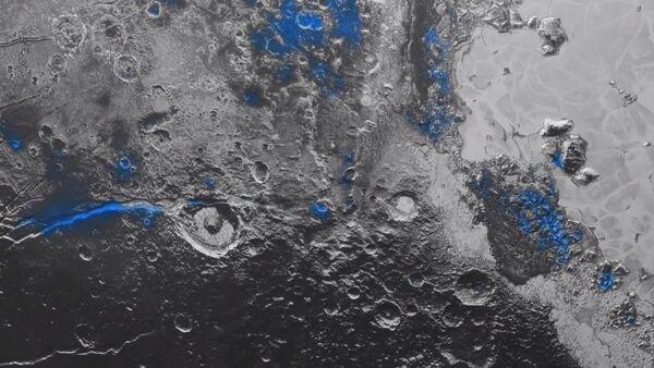 Sur Pluton, le ciel est bleu - Sputnik France