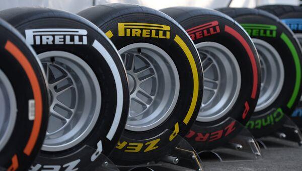 Le groupe Pirelli spécialisé dans la production de pneumatiques - Sputnik France