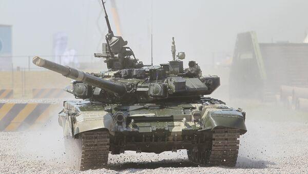 Der neue Panzer T-90 - Sputnik France